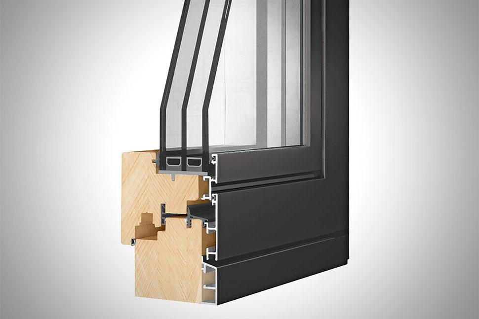 Vendita infissi in alluminio legno a terrasini cinisi for Infissi economici